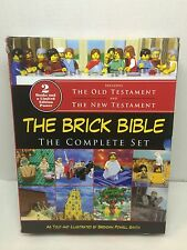 The Brick Bible: The Complete Set By Brendan Powell Smith 2013 Hardcover
