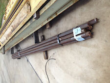 """2-1/2"""" rd 4140 steel 144"""" long.....we have 7 rods for sale"""