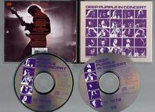 "DEEP PURPLE ""In Concert 1970 - 1972"" (2 CD) 1992"