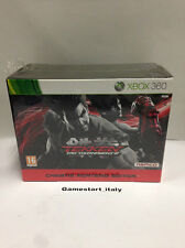 TEKKEN TAG TOURNAMENT 2 CHRISTIE MONTEIRO COLLECTOR'S EDITION XBOX 360 NUOVO NEW