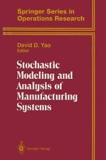 Stochastic Modeling and Analysis of Manufacturing Systems (Springer Se-ExLibrary