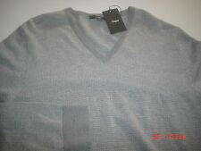 NWT Z ZEGNA ERMENEGILDO ZEGNA MEN'S V-NECK SWEATER SZ.XL