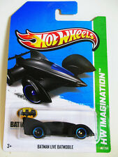 HOT WHEELS - BATMAN LIVE - BATMOBILE