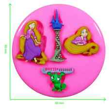 Disney Tangled Rapunzel Silicone Mould by Fairie Blessings
