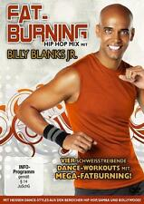 DVD  -  Fatburning Hip Hop Mix mit Billy Blanks Jr.  -  FITNESS