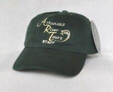 *ARKANSAS RIVER TOURS STAFF* Whitewater Rafting Kayaking Ball cap hat *OURAY*