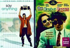 IONE SKYE: Say Anything (John Cusack)+The Rachel Papers (James Spader) NEW 2 DVD