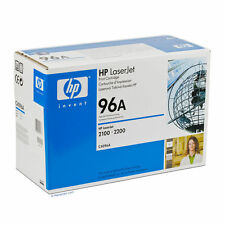 14 Genuine Used Empty HP 96A Laser Cartridges for Refilling C4096A