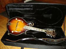 Vega Mandolin F Style sunburst with case