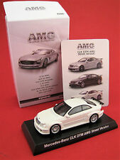 Mercedes-Benz CLK DTM AMG Street Version  Kyosho Japan  Maßstab 1:64  OVP