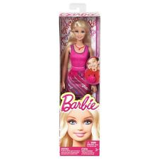 Barbie Super-Style, Light Pink Dress - New Retail Packed T7584 BFW15