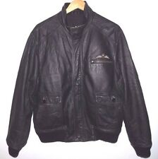 Mens RAF Size L 1918 Style Real Leather Bomber Jacket SUPERB R.A.F Pilot