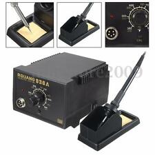 8 in 1 Soldering Rework Stations SMD Hot Air & Iron Desoldering Welder ESD 60W