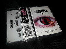 PHILIP GLASS Candyman CASSETTE avant garde modern classical horror soundtrack