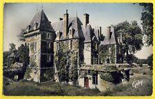 cpsm 45 - CHATILLON SUR LOIRE (Loiret) Le CHÂTEAU de COURCELLES LE ROY