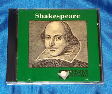 The Complete Works of Shakespeare CD-ROM for DOS & MAC 1992