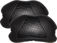 Adinox Car Seat Neck Cushion Pillow / Neck Rest Pure Black