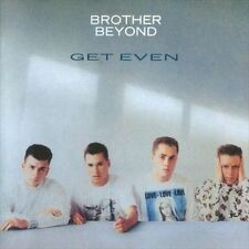 Get Even by Brother Beyond (CD, Jan-2011, Cherry Pop)