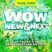 Wow New & Next by Various Artists (CD, Jul-2011, Provident Music)
