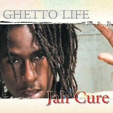 Jah Cure - Ghetto Life CD NEW