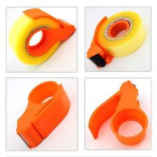 Handy Roll Tape Dispenser Carton Sealer Cutter Rolls Holder