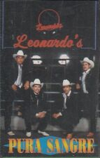 Leonardos Pura Sangre Cassette New Sealed