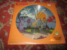 SEALED / CASPER THE FRIENDLY GHOST SOUNDTRACK LP PICTURE DISC HALLOWEEN