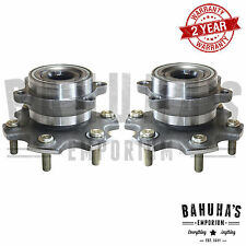 2X REAR WHEEL BEARING + HUB FOR MITSUBISHI PAJERO Mk4, CLASSIC, SPORT 97- ON