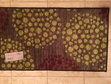 """Sabry Legend Collection  Artwork Accent Rug (20"""" x 36""""). NEW"""
