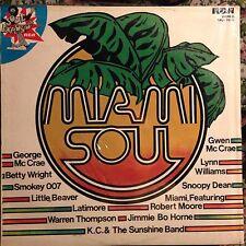 VARIOUS • Miami Soul • Vinile LP • RCA