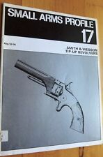 Small Arms Profile 17: Smith & Wesson Tip-Up Revolvers Paperback – 1973