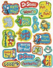 Dr. Seuss Scrapbook Sticker Sheet