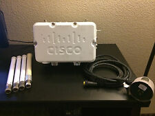 Cisco Aironet Air-LAP1522AG-A-K9 Outdoor Wireless Access Point 2.4Ghz Antenna