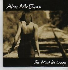 (AZ40) Alex McEwan, She Must Be Crazy - DJ CD
