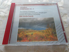 DVORAK SYMPHONY NO.9 FROM THE NEW WORLD - SIR COLIN DAVIS - PHILIPS SILVER LINE