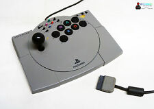 ★ Sony Playstation PS1 - CONTROLLER PAD ASCIIWARE ARCADE JOYSTICK STICK  ★