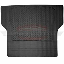 Rubber Heavy Duty Auto Liners Trunk Cargo Floor Mats for Cars All Weather