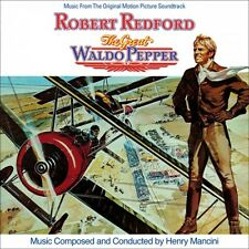 The Great Waldo Pepper - Complete Score - Limited Edition - Henry Mancini