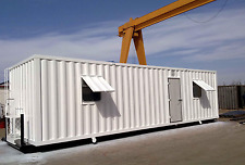 40FT 30㎡ custom shipping container house home office cabin 415USD/square meter
