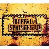 Buffalo Springfield - Box Set 4CD Original HTF Slipcase packaging+booklet UK OOP