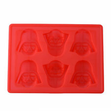 New Silicone Star Wars Darth Vader Ice Mould Cookies Chocolate DIY Kitchen Tool*