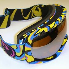 Dragon Rogue Goggles-Mind Melt 3 CMYK Frame/Ion (Ionized) Lens/Snow/Ski 722-1462