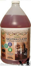 4 - 1 Gallons of Kemiko Neutra Clean Concrete Stone Cleaner Dirt Gone Concrete