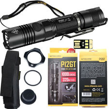 Nitecore P12GT SUPER BUNDLE with LED 1000 Lumen Flashlight
