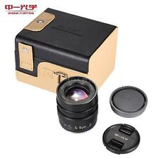 Zhong Yi Optics 35mm F0.95 APS-c Full Frame Lens for Sony E Mount Camera G6J3
