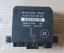 Mercedes,W203,2038206526,Tür-Steuergerät,Steuerteil,Türsteuergerät