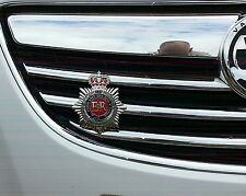 Royal Corps of Transport RCT military car grille badge.use on plaque Army