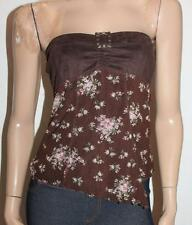 COTTON ON Designer Choc Vita Boob Tube Top Size M BNWT #F106