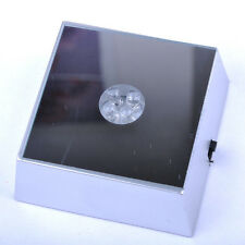 hot sell beautiful LED light Crystal Display Base Stand 4 LED Light mix color 1