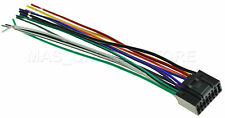 WIRE HARNESS FOR JVC KD-R610 KDR610 *PAY TODAY SHIPS TODAY*